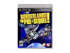 Borderlands: The Pre-Sequel - Playstation 3