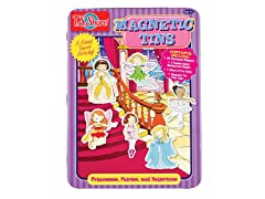 Princess & Fairies Magnetic Tin Set