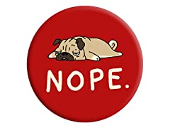 Nope Dog PopSocket