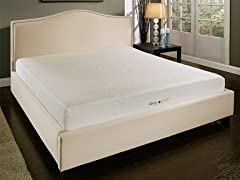 "Comfort 8"" Memory Foam Mattress 4-Sizes"