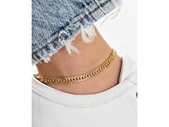 Tight Cuban Anklet