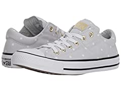 Converse Women's Madison Mini Dots Low Top Sneaker