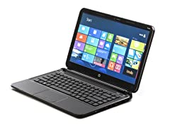 "HP 14"" Core i3 Sleekbook"