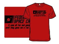 Federation Space Camp Shirt