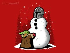 Best Snowman in the Parsec