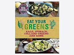 Food Heroes: Leafy Grens