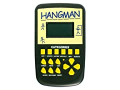 Pocket Arcade Hangman Game