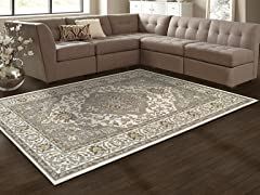 Superior Elegant Glendale Collection Area Rug