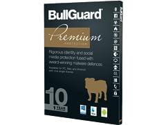 BullGuard Premium Protection 2017 - 10 Devices/1YR