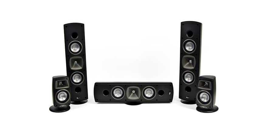 Klipsch Quintet Sl 5 Piece Home Theater Speaker System