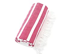 Herringbone Pestemal/Fouta Towel - 4 Colors