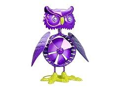 Owl Springee Spinner, Purple