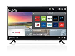 "LG 50"" 1080p LED Smart TV"