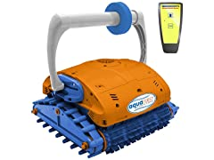 Robotic Wall Climber Cleaner with Remote Control