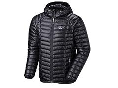 Mountain Hardwear Men's Ghost Whisperer Hooded Down Jacket, Large
