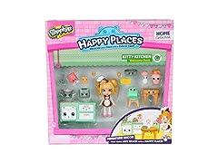 Shopkins Happy Places Kitty Kitchen