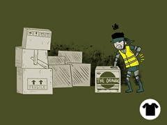 Metal Gear Shipping