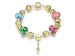 My True Love Charm Bracelet