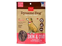 Dynamo Dog Skin & Coat - Salmon