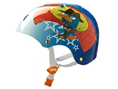 "Phineas & Ferb ""Agent P"" Helmet w/Bell"