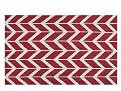 Artistic Weavers Fallon Red/Winter Wht