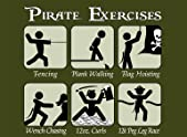 Pirate Exercise