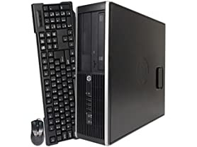 HP Compaq 6300 Intel i7 SFF Desktop