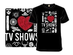 I Love TV Shows