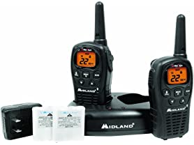 Midland 22-Channel GMRS 2pk