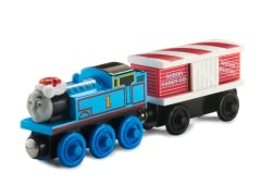 Thomas and the Candy Cane Car