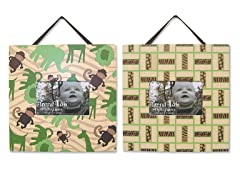 Jungle Jam 2-Piece Frame Set