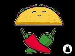 Jolly Taco Tote