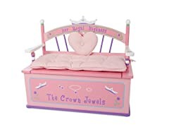 Her Royal Highness Toy Box
