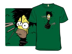 H. Scissorhands!