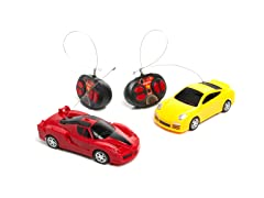 Top Racing RC Car Double Pack