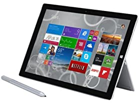 "Microsoft Surface Pro 3 12"" Tablets"
