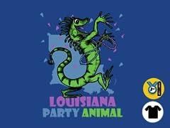 Louisiana Party Animal