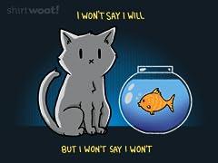Meow I Trust. It's The Devil Inside I Don't.