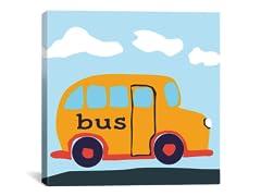 Yellow School Bus by Erin Clark