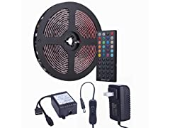 32.8' RGB Color Changing LED Strip Kit