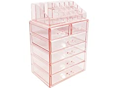 Sorbus Makeup & Jewelry Storage Display