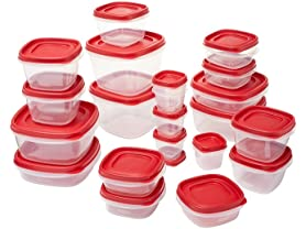 Rubbermaid Easy Find Lid 42-Piece Food Storage Set