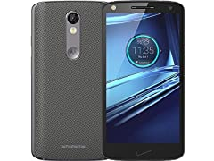 Droid Turbo 2 32GB--S&D,VZW/GSM Unlocked