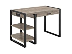 "48"" Urban Blend Computer Desk - 2 Colors"