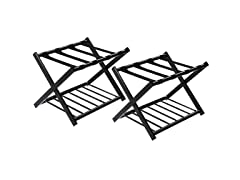 Songmics Folding Luggage Rack