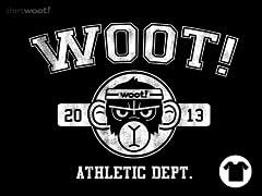 Woot Athletics 2013
