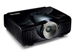 50,000:1 Contrast Home Cinema Projector