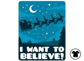 I Want to Believe Christmas!