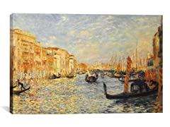 Grand Canal Venice by Auguste Renoir