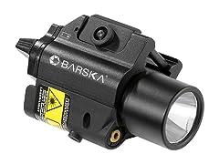Barska Green Laser w/ Flashlight